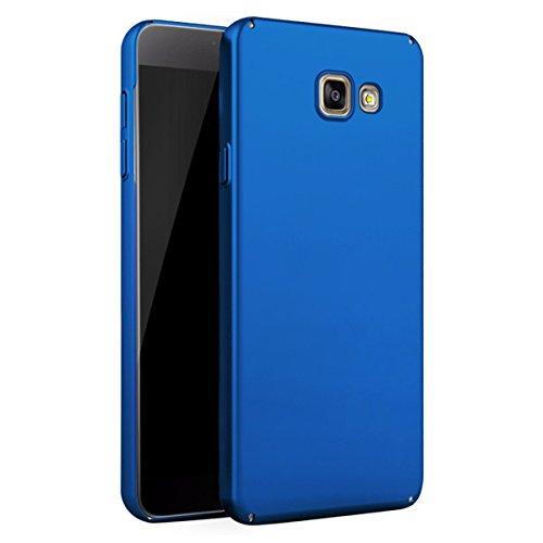 Samsung Galaxy A52017Custodia, bylove duro PC Matte pieno protezione caso case cover rigida per Samsung Galaxy A52017 blau