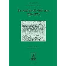 Un notal alcoià dels anys 1296-1303 (Fundació Noguera)