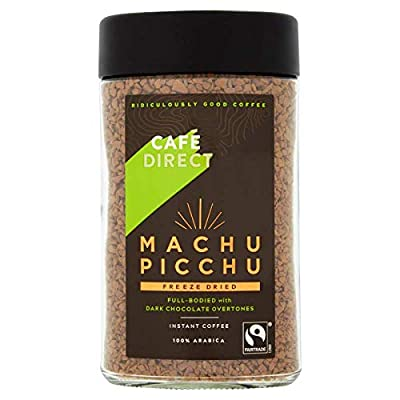 Cafédirect Machu Picchu Organic Fairtrade Ground Arabica Coffee