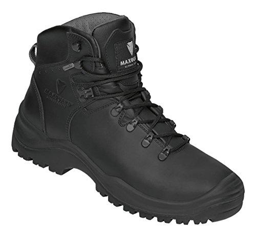 Maxguard ARTHUR 900115 Zapatos de protección de cuero para hombre Equipos e indumentaria de seguridad