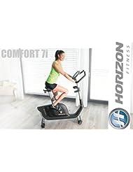 Comfort 7i Ergometer - Horizon Fitness inkl. Gratis Polar Brustgurt