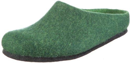 MagicFelt AN 709 Unisex-Erwachsene Pantoffeln Grün (dark green 4818)