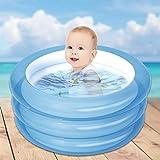 Luerme Runde Baby Baby Aufblasbarer Pool Kinder Spielzeug Planschbecken Ozean Ball Pools Outdoor...
