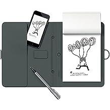 Wacom CDS600G Block de Notas Inteligente, Memoria Interna de 30 Páginas, color Gris