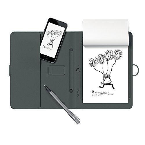 Wacom Bamboo Spark CDS600P Smart Folio with Gadget Pocket