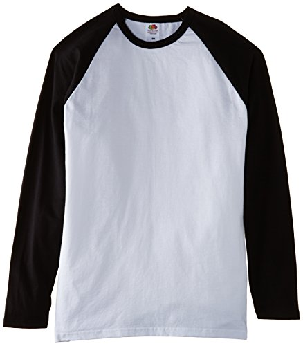 fotl-long-sleeve-baseball-tee-camisa-con-manga-larga-para-hombre-color-multicoloured-white-black-tal