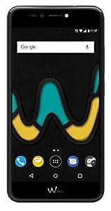 Wiko Upulse Smartphone débloqué 4G (Ecran: 5.5 pouces - 32 Go - Double Micro-SIM - Android 7.0) Noir