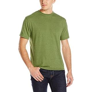 Arborwear Men's Tech T-Shirt Short Sleeve, Heather Green, X-Large