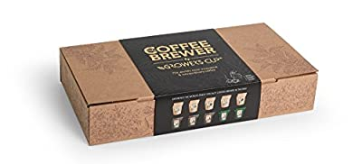 Coffeebrewer Gift Box Assortment 10pcs by Grower's Cup from Coffeebrewer Nordic A/S