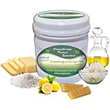 ecoplanet Aromatherapy Sugar scrub Lemon 1 Kg | Body Care Products