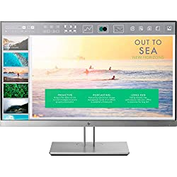"HP EliteDisplay E233 23"" Full HD IPS Noir, Argent écran Plat de PC - Écrans Plats de PC (58,4 cm (23""), 1920 x 1080 Pixels, LED, 5 ms, 250 CD/m², Noir, Argent)"