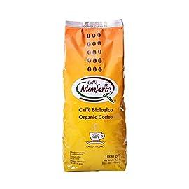 CAFFE' MONFORTE Organic Bio Coffee Beans 1 kg