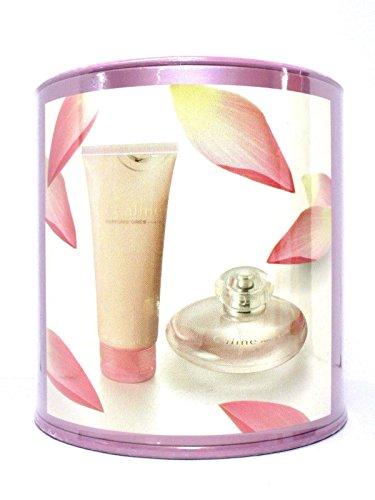 Caline de Parfums Gres Pour Femme Coffret Cadeau (Eau de Toilette Vaporisateur / 50 Ml + Parfumé Lotion de Corps 100 ml
