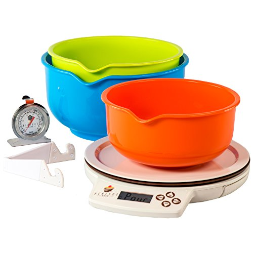 Perfect Bake Smart Scale and App