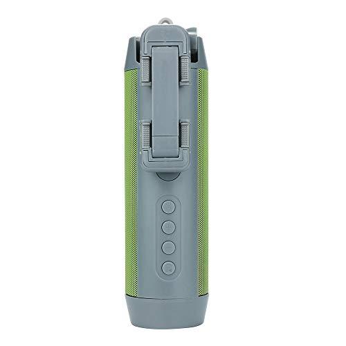 OPAKY Wireless Bluetooth-Lautsprecher mit 5in1 Selfie-Stick Outdoor Sport Version für iPhone, Samsung usw.