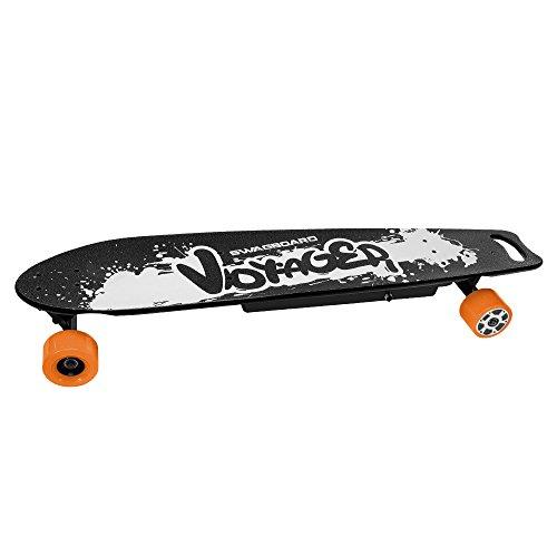 SwagTron-Voyager-Skateboard-lectrique-Mixte-Enfant-Noir-Taille-Unique