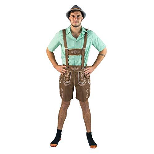Bodysocks® Lederhosen Kostüm (Mittel)