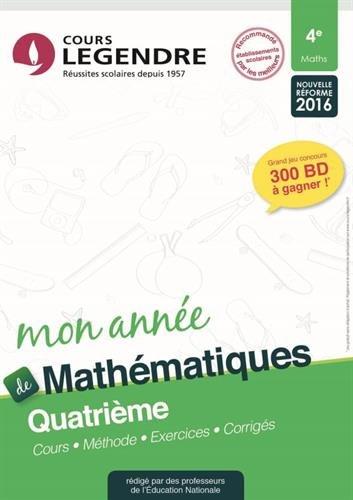 Mathématiques 4e