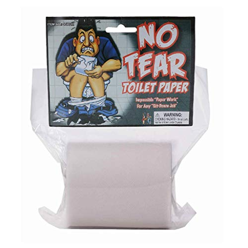 Props Halloween - Bachelor Party No Tear Toilet Paper Look Feel Real Trick Joke Prank Prop Stage Weding Novelty - Props Party Accessory Shop Halloween