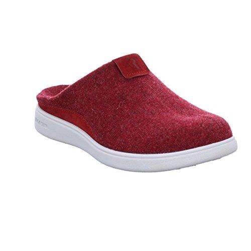 Romika Damen Gomera 01 Pantoffeln, Rot, 38 EU