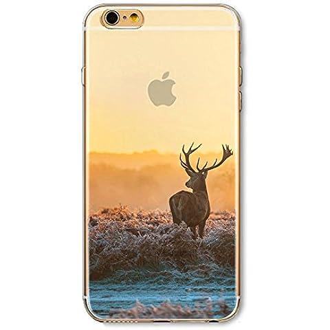 TKSHOP Custodia Per Apple iPhone 6 Plus / iphone 6S Plus 5.5