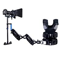 Stabilizer Set, Vest & Arm II + Steadicam S-120 + Mattebox M2