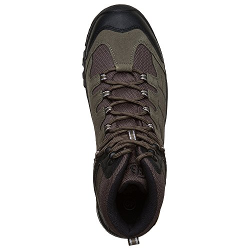Bruetting, Chaussures basses pour Homme Oliv (Oliv/Braun)