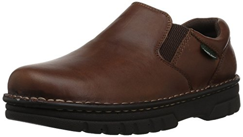 Eastland Mens Newport Slip-On Shoe Brown