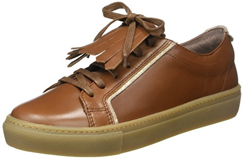 Bensimon F15565C758, Baskets Basses Femme, Marron (706 Noisette), 41 EU
