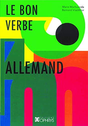 Le bon verbe allemand par Marie Marhuenda