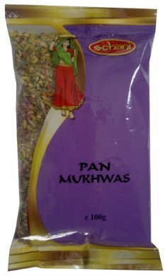 Schani Pan Mukhwas- mezcla de especias- 100g
