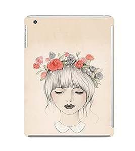 EPICCASE Flower Power Mobile Back Case Cover For Apple Ipad Mini 3 (Designer Case)
