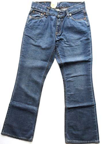 Levi's 529 Boot Cut Jeans New Vintage Woman Girls Stone Wash Blue Gr. 52, blau