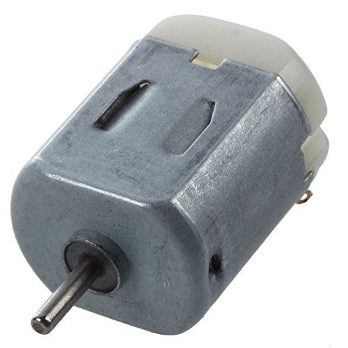 Cikuso CC 3V 0.2A 12000RPM 65g.cm Mini motor electrico para los juguetes...