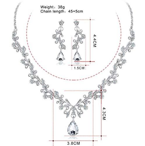 Zoom IMG-2 liquidazione offerte fittingran collana orecchini