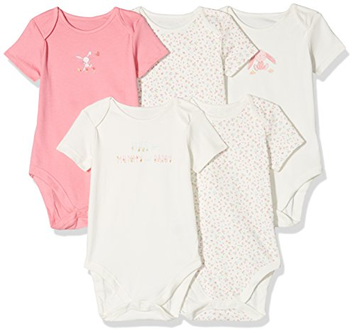 Mothercare Baby Girls' Mummy & Daddy Bodysuit