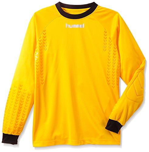 hummel Kinder Torwart Trikot Classic, sports yellow, 164 / 176 ( 16 ), 04-227-5001_5001