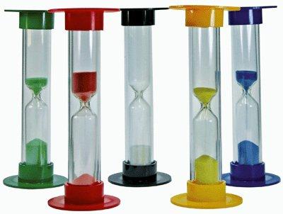 HenBea - Relojes de arena (1, 2 y 3 minutos) (822)