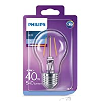 Philips LED Classic 40W A60 E27 Non-Dim 6500K