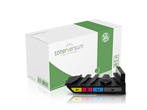 Tonerversum Contenitore per toner di scarto per Samsung Xpress C410W CLP 360 CLP 365 CLX 3300 CLX 3305 FN FW Xpress C 460 FW compatibile con CLT
