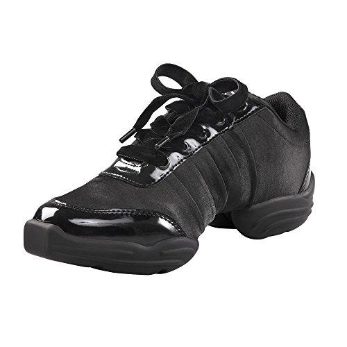 capezio-daphnis-sneaker-nero-black-355