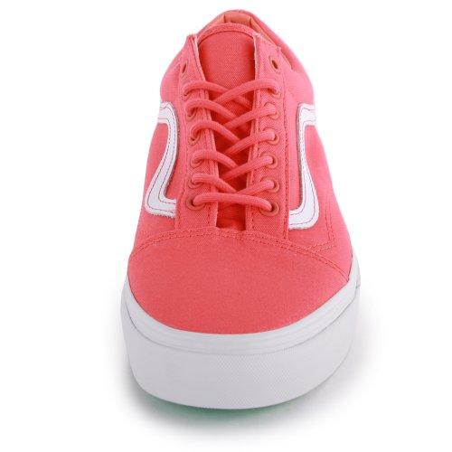 Vans Old Skool Scarpe Da Ginnastica Basse, Unisex Adulto Pink