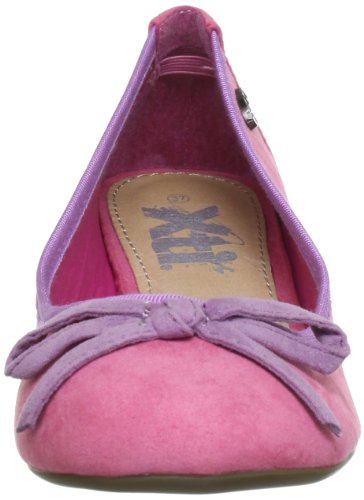 XTI 25933 SP13, Scarpe col tacco donna Rosa (Pink (coral F37))