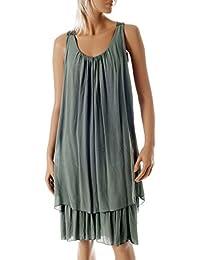 Sommerkleid Strandkleid Holidaydress Ibisa Stile mit schönen Details