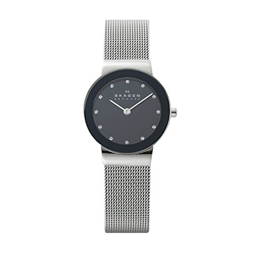 Skagen Damen-Uhren 358SSSBD