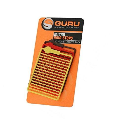 Guru Micro Hair Stops Hardware Ausrüstung Angeln GHS