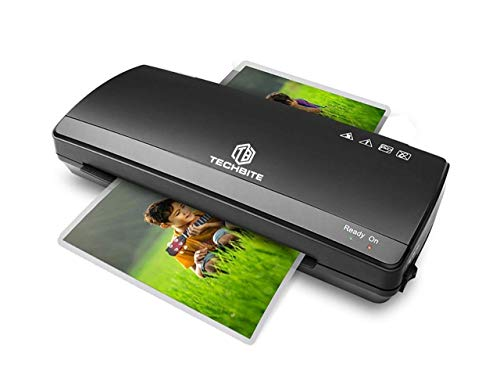 TECHBITE Rugged Thermal/Cold Laminator for Home and Office Use A4 / A3 Size Lamination