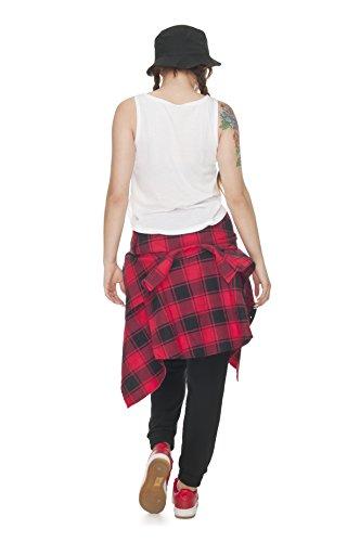 Top Court pour Femme Mesdames Été T-shirt pour homme Varsity Chemisier d'été pour femme sans manche blanc UK 6/8/10 - Me - You