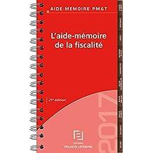 AIDE-MEMOIRE FISCALITE DES PARTICULIERS