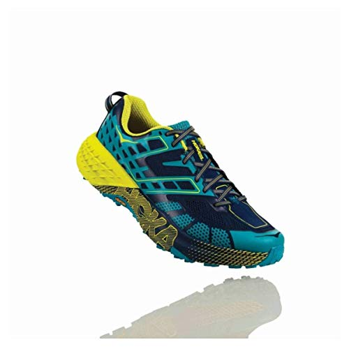 Hoka One - Zapatillas de Senderismo para Hombre Caribbean Sea/Blue Depths, Color, Talla US 9 | EU 42 2/3